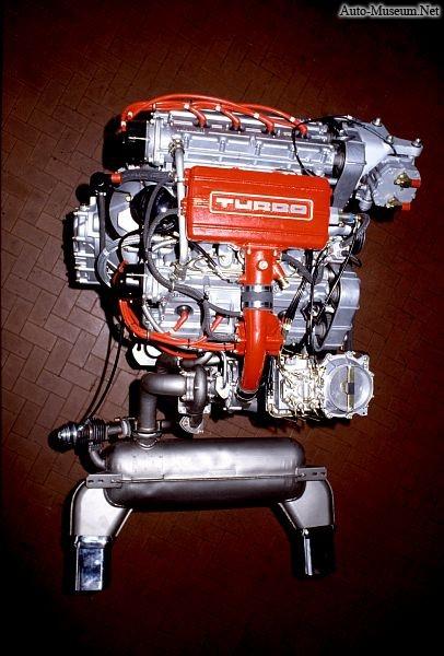 Ferrari 208 GTS Turbo (1982-1990)